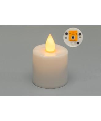 Platinum Ersatz-Tischlicht (gelb)