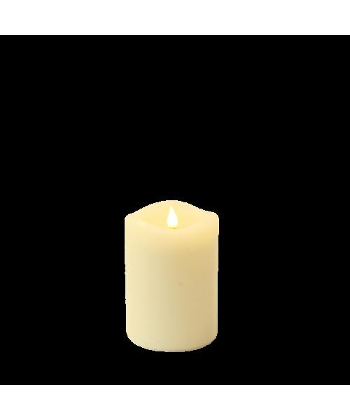 Smart Flame LED Echtwachskerze Elfenbein