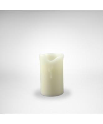 Wax Ersatz-Kerze 13 cm