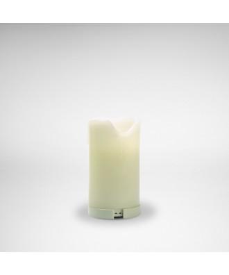 Wax Kerze 13 cm inkl. Adapter
